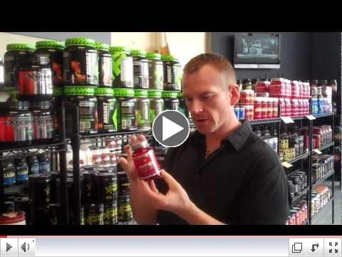 BSN Hyper Shred Video