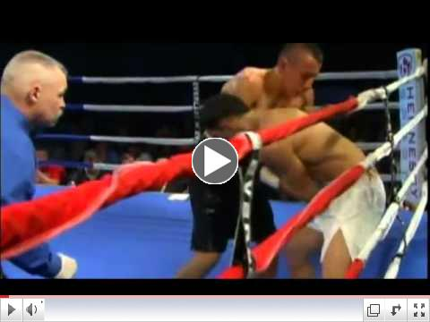Live on the Boxing Channel, Samuel Vargas vs Manolis Plaitis, Saturday, February 11th