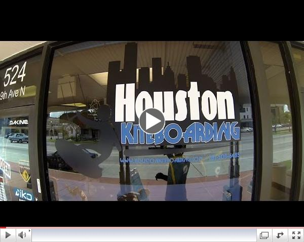 Fathers day Special with Houston Kiteboarding