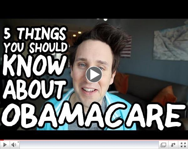 5 things you should know about Obamacare