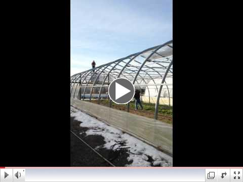 Brand New Greenhouse Covers!