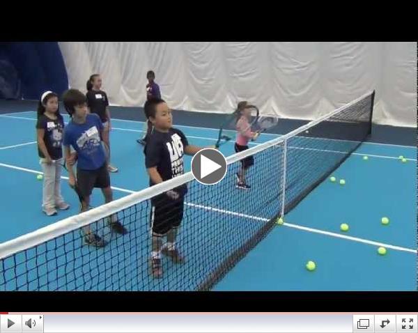 Montgomery TennisPlex Nickelodeon:USTA Day of Play