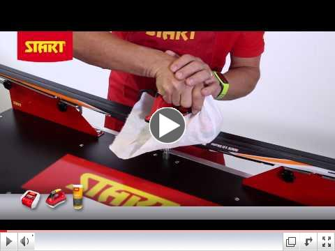 Iron Application of Fluor Block Glider