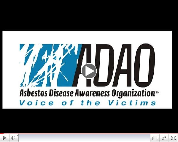Asbestos Disease Awareness Organization Video || Asbestos: Still Legal, Still Lethal.