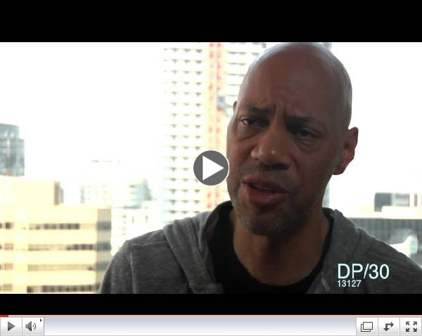 DP/30 @ TIFF '13: 12 YEARS A SLAVE, screenwriter John Ridley