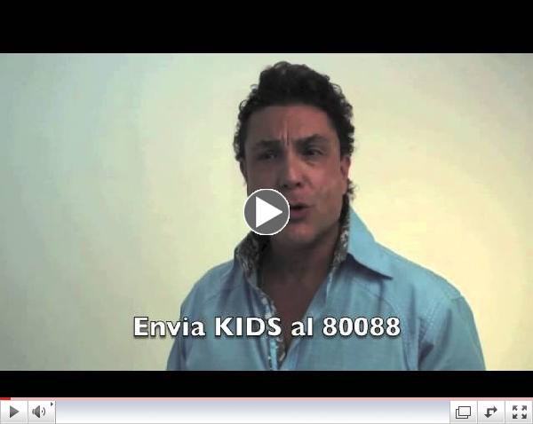 Osvaldo Rios - Apoyando a Children's Miracle Network Hospitals
