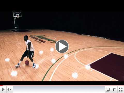 Nike Basketball Pro Training, Ty Lawson, Dribbling: Simon Says