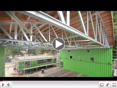 Bill Hinchliff- Waldorf School Expansion Project Roof Installation