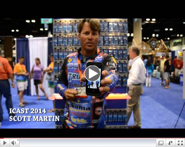 ICAST 2014 Best in Show TroKar TK619