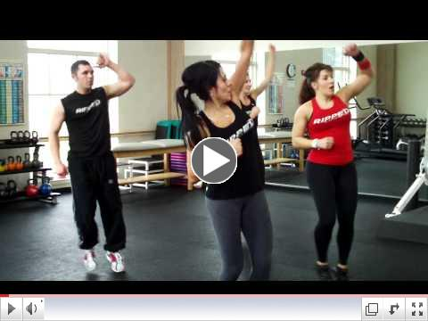 Group Exercise Class Samplers Jan 2012