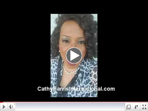 Cathy Harris International Promotional Video