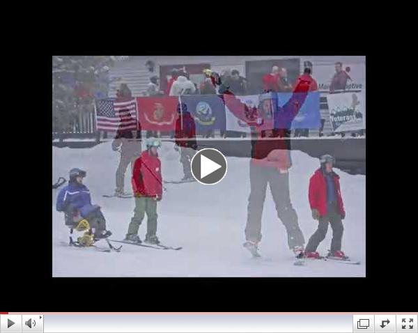 2014 Maine Adaptive Ski-A-Thon