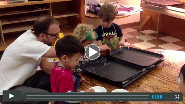 SkyHarvest Sprout Workshop - Teaching Things to Kids