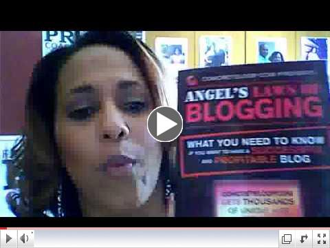 Pam Perry's Picks: Forbes, Sistasense and Angel's Laws of Blogging
