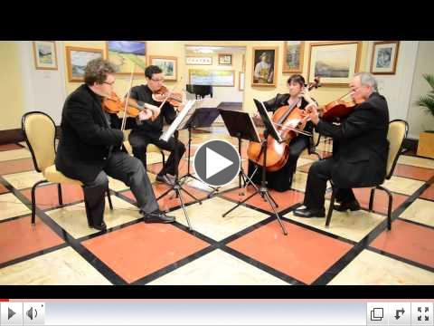 A matched set by Anton Krutz - Montclaire String Quartet