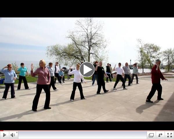 World Tai Chi Qigong Day Grimsby Ontario Canada