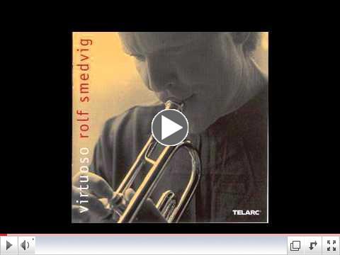 Rolf Smedvig and Empire Brass - Suite in G Major, Mvt. III. Allegro