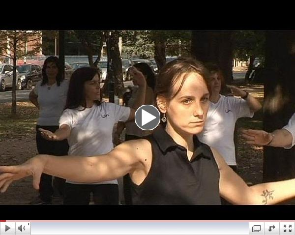 World Tai Chi day celebrations in Latin America - no comment