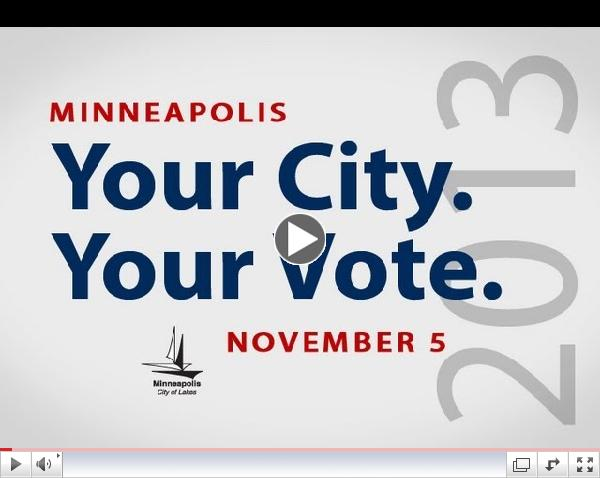 Ranked-choice voting in Minneapolis