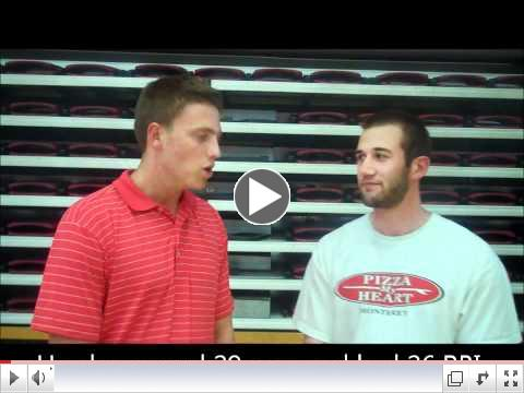 Lucas Herbst Talks About Being Drafted by the Baltimore Orioles