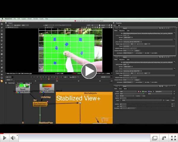 MochaImport+ for NUKE in depth tutorial