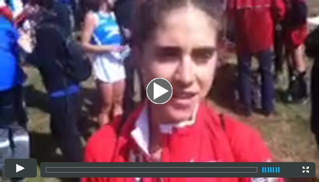 Morgan Aritola bronze medal wmrc2012