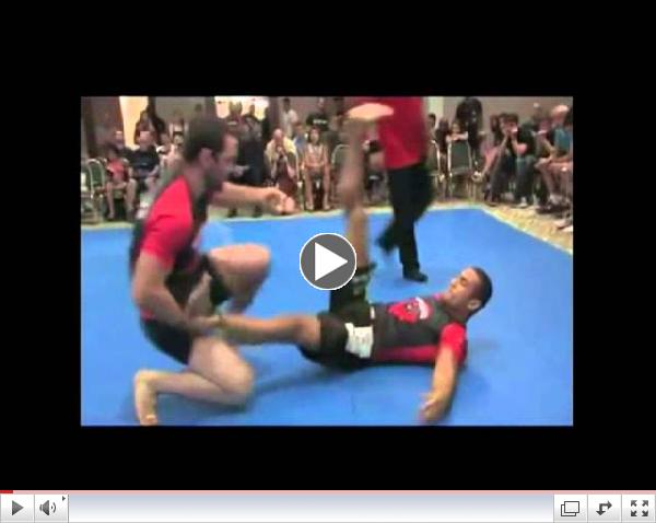 Rustam Chsiev Fighter from KDojo Warrior Tribe Tryout Video for Global Proving Ground