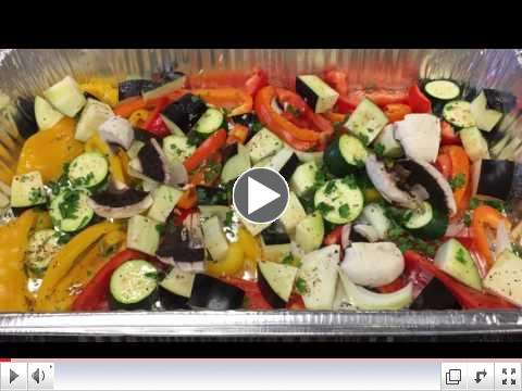 Video from June 9, 2017 Cooking Class - Instructor: Giovanna Dimetros