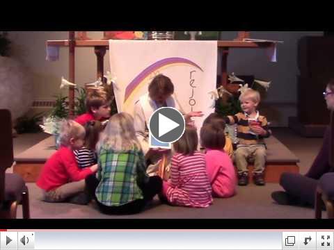 Children's Sermon: Campfire Stories