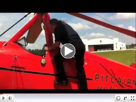 Pitcairn Autogiro