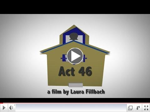Act 46 Documentary by Laura Fillbach for  Washington Central Supervisory Union, near Montpelier.
