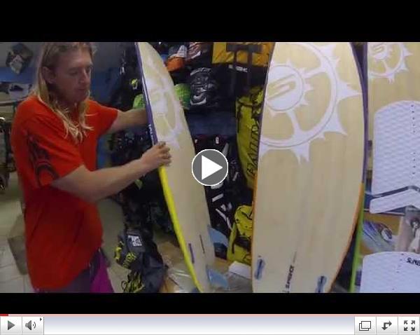 2015 Slingshot T Rex Screamer Surfboard Review