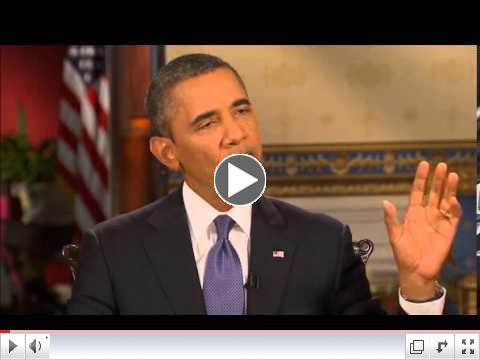 NBC FULL Important Interview with President Obama Over Syria Crisis