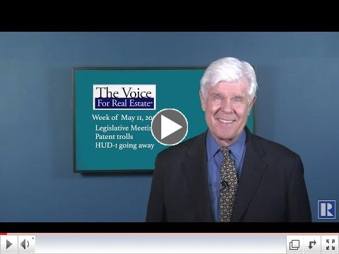 The Voice for Real Estate 22: Legislative Meetings, HUD-1
