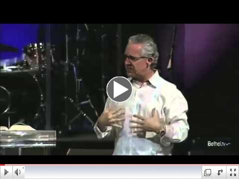 Bill Johnson on praying for breakthrough
