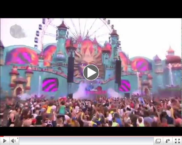 Tomorrowland - Marco V Live (HD)