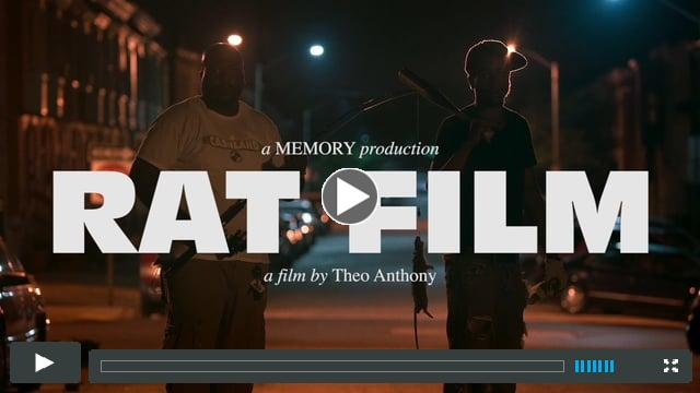 RAT FILM by Theo Anthony ??Teaser Trailer
