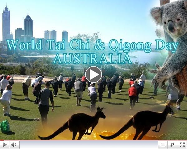 Australia's World Tai Chi & Qigong Day Events Gallery