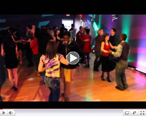 Salsa Night at EMPIRE (Huntsville ALABAMA) Feb 16, 2013