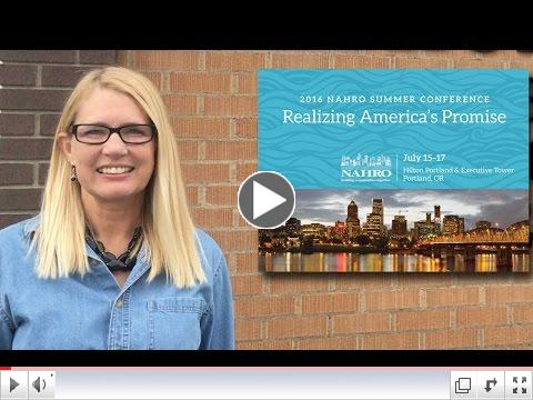 NAHRO Summer Conference