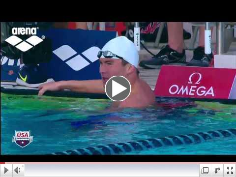 2016 Arena Pro Swim Series at Mesa: Men's 100m Free A Final