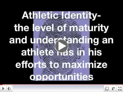 Athletic Identity Lecture