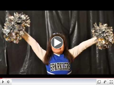 Sparklers Special Needs Cheerleading - Volunteer Coaches Needed