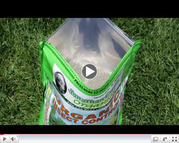 Organic Insect Control for Lawns