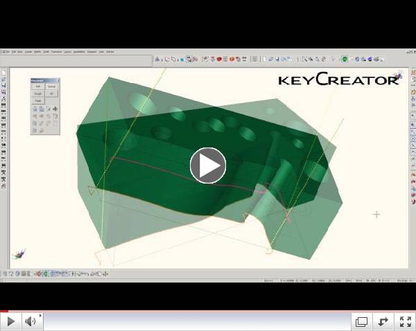 KeyCreator Machinist 2-axis Wire EDM module