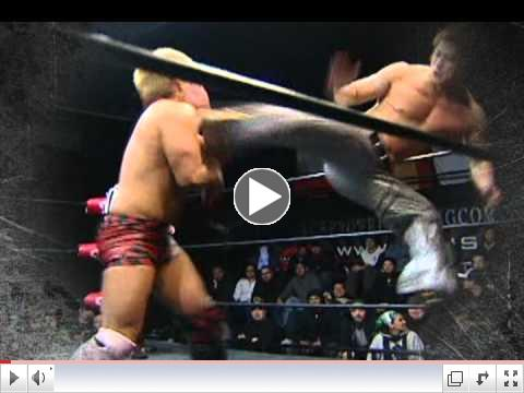 DGUSA.tv - BxB Hulk vs. Akira Tozawa