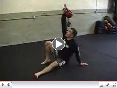 Kettlebell Conditioning for BJJ-MMA: Kettlebell Turkish Get-up Part 1
