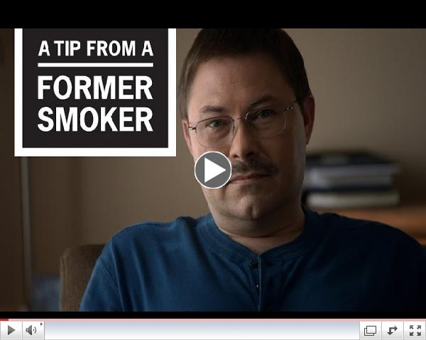 CDC: Tips From Former Smokers - Julia and Mark's Ad