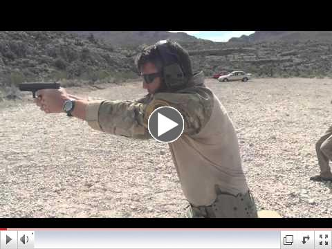 Intruder/Counter-Ambush Firearms Drilling