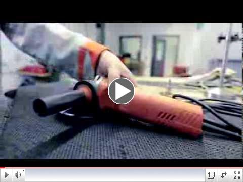 FEIN Compact Angle Grinders: Industrial Quality Made in Germany